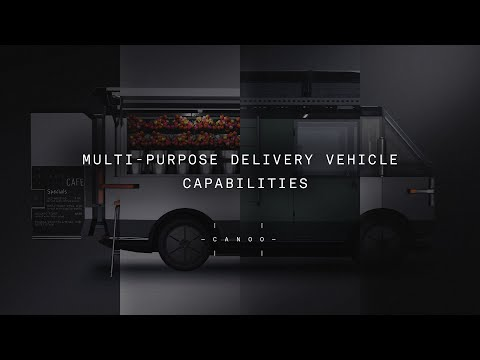 THE MULTI-PURPOSE DELIVERY VEHICLE CAPABILITIES